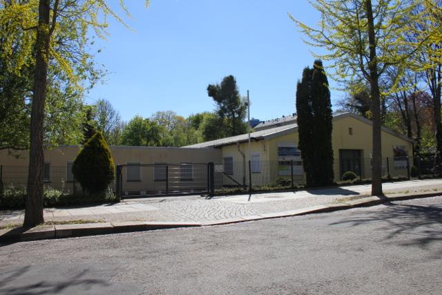 Büroraum der Blauen Narzisse Franklinstra�e 19 Dresden Raum18