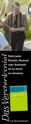 Das Versteckspiel:Lifestyle, Symbole und Codes von neonazistischen und extrem rechten Gruppen