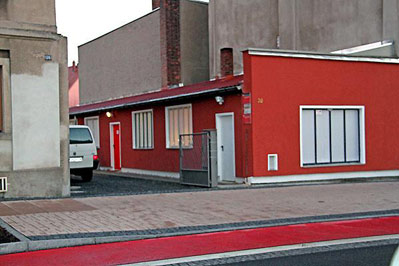 "â��Haus Montagâ�� Kreisgesch�¤ftsstelle der NPD \\\""nationale Zentrum\\\"" Hauptstra��e 26 01796 Pirna-Copitz"