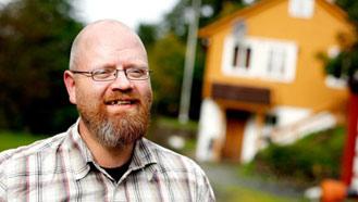 Eirik Ragner Solheim (einschlägig vorbestrafter Nazi, lebt in Norwegen)